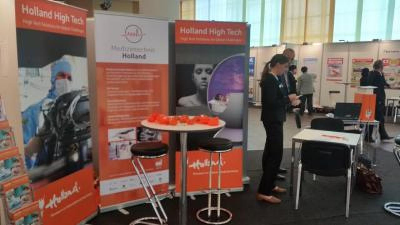 Medizintechnik Holland neemt deel aan  MedTech Summit in Neurenberg